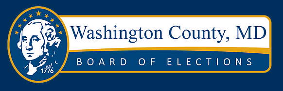 wash co bd of elections paint logo