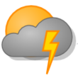 KWEATHER_ISOLATED_THUNDERSTORMS_WIND